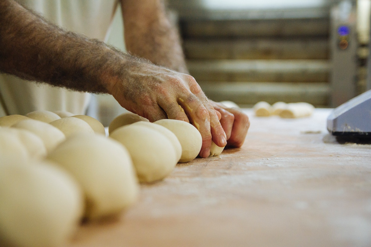 A More Simplified Bread-Making Process