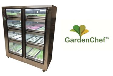 Carter-Hoffmann GardenChef Growing Cabinet