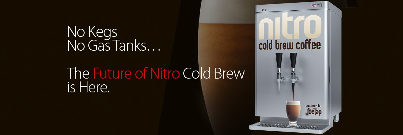 The Nitro Coffee Trend and the Challenges to Serving It