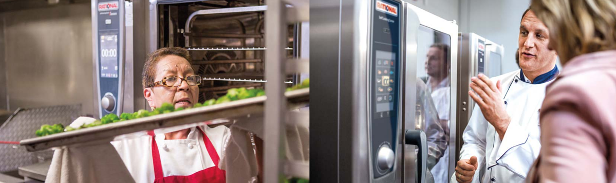Why Combi Oven Technology Is Excellent for School Cafeterias